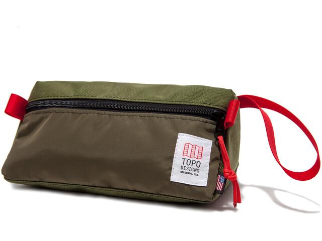Topo Designs Dopp Kit, olive